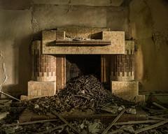 Ludwig House - abandoned in Ayrshire Scotland
