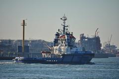 Fairplay 24 (Hugo Sluimer) Tags: hetscheur scheur waterweg portofrotterdam port haven onzehaven nlrtm zuidholland holland nederland