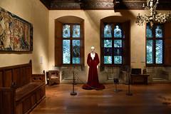 Because I Used To Love Her (Eddie C3) Tags: cloistersmuseumandgardens metropolitanmuseumofart heavenlybodiesfashionandthecatholicimagination