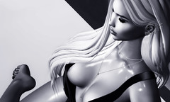 POST&43 (вℓαηcнє ℓαcє ηυтcяєαмѕ) Tags: avada doux jewerly hair style