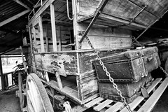 (Ian Ramsay Photographics) Tags: australianapioneervillagewilberforce newsouthwales australia portmanteau packed loaded passenger ghostriders historical cobbco stagecoach transport travellers history heritage camera canoneos200d