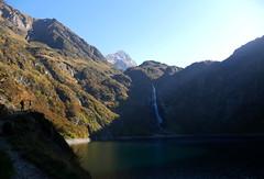Oô (An Arzhig) Tags: cascade waterfall nature lake lac oô pyrénées montagnes mountains occitanie france panasonic lumix gx800