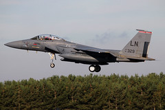 91-0329 (Ian.Older) Tags: boeing f15 f15e strike eagle 910329 raf lakenheath usafe 494th fighter squadron panthers usaf military jet bomber aircraft combat aviation deadpool noseart mission markings