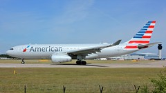 N286AY (AnDyMHoLdEn) Tags: americanairlines a330 oneworld egcc airport manchester manchesterairport 23l
