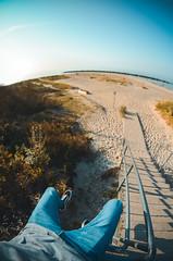 ahrenshoop beach (jakobstitz) Tags: ahrenshoop beach strand ostsee baltic sea meer nikon fischauge fisheye d5100 chillin autumn herbst