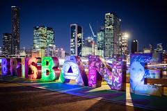 River City (Rafael Zenon Wagner) Tags: stadt neon lichter nacht wolkenkratzer nikon d810 28mm 14 bokeh dof city lights night skyscrapers