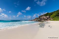 Sud Grande Anse .La Digue .Seychelles (grandmich56) Tags: ladigue seychelles grandeanse beach plage océanindien rocher rock océan indien sable eau rivage shore paysage landscape côte side granit granite