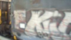 390 (en-ri) Tags: kims rayz bianco train torino graffiti writing treno merci freight video