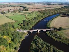 Norham Bridge (scobie56) Tags: norham bridge ladykirk scotland england scottish borders northumberland rivertweed