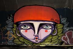 Leake Street Graffiti (perkster24) Tags: graffiti graffitti grafitti london leakestreet art streetart banksy tunnel southbank travel travelphotography fujixt2 fuji 35mm fujifilm