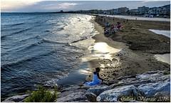 Quan la soledat és un plaer. (Segur de Calafell - Tarragona - Catalunya).