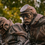 Statue of Soldiers at the Ulysses S. Grant Memorial thumbnail