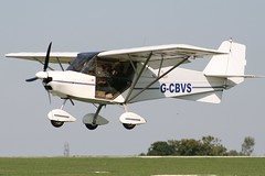 G-CBVS Best Off Sky Ranger Swift (nickthebee) Tags: laarally2018 aircraft flyin sywell