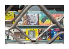 Music ... (junepurkiss) Tags: music albumcovers shopwindow shopwindowdisplay camden london