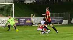 Lewes 2 Kings Langley 1 FAC replay 26 09 2018-179.jpg (jamesboyes) Tags: lewes kingslangley football nonleague soccer fussball calcio voetbal amateur facup tackle pitch canon 70d dslr