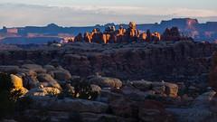 Good Morning Canyonlands (xjblue) Tags: 2018 southernutah utah desert fall trip morning landscape scenic canyonlandsnationalpark olympus omdem1 50200mmswd