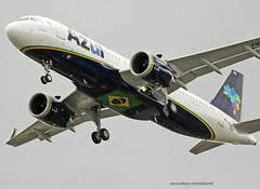 A320NEO_AZUL_F-WWBH-003_cn7960 (Ragnarok31) Tags: airbus a320 a320wl a320neo a320200 a320200wl a320200neo azul linhas aereas brasileiras fwwbh