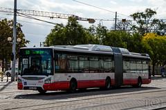 Iveco Urbanway 18M CNG (Slobodan Kostić) Tags: brno dpmb opnv publictransport bus iveco urbanway cng lowfloor irisbus