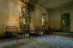 (bryan.mk7) Tags: urbex urbanexploration exploration abandoned exploring italian italy italia hospital asylum manicomio mentalinstitution