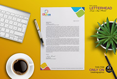 Disha The Path Letterhead (anupfpi@ymail.com) Tags: brand identity stationary branding letterhead business card