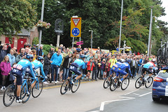 AWP Tour of Britain  Radcliffe on Trent 5 (Nottinghamshire County Council) Tags: tob nottinghamshire cycling race bicycles tourofbritain 2018 notts bike westbridgford tour britain