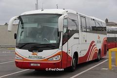 Bus Eireann SC323 (12D1021). (Fred Dean Jnr) Tags: buseireann september2018 broadstonedepotdublin broadstone buseireannbroadstonedepot scania century irizar sc323 12d1021