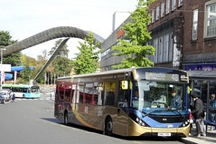Coventry (Andrew Stopford) Tags: sn67xdl adl enviro200 mmc stagecoach gold coventry