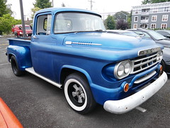 Dodge Pickup (bballchico) Tags: dodge pickuptruck carshow blacktoprebelscarshow 1959