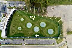 TopGolf Columbus, OH (ebouscher) Tags: phantom4pro phantom dji djiglobal drone ohio golf topgolf