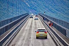 Norwegen - Tromsø, Tromsøbrua (www.nbfotos.de) Tags: norwegen norge norway tromsø tromsö tromsøbrua brücke bridge
