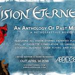 Vision Éternel - An Anthology Of Past Misfortunes Flyer thumbnail