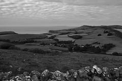 Kimmeridge Bay, Dorset (a.pierre4840) Tags: olympus omd em5 mzuiko 1250mm f3563 landscape kimmeridge dorset england bw blackandwhite monochrome noiretblanc coast coastline