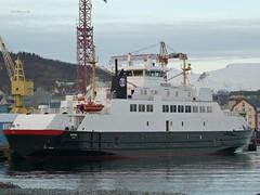 """Rødøy"" (OlafHorsevik) Tags: ferge ferga ferry ferja ferje torghattennord thn hamek harstad rødøy"