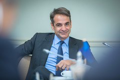 A23A8665 (More pictures and videos: connect@epp.eu) Tags: epp summit european people party brussels belgium october 2018 kyriakos mitsotakis greece