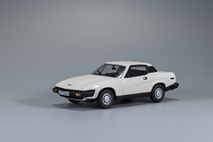 Triumph TR7 Front (syf22) Tags: car scalemodel model scale toy display autocar motor vechile automobile motorcar automotor replica triumph tr7 focusstacking