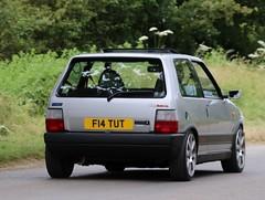 F14 TUT (Nivek.Old.Gold) Tags: 1989 fiat uno turbo ie 1301cc