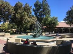 White Memorial Fountain (Zunkkis) Tags: stanford university fountain whitememoryfountain