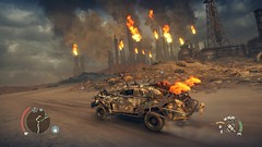 Mad Max_20181022232347 (Livid Lazan) Tags: mad max videogame playstation 4 ps4 pro warner brothers war boys dystopia australia desert wasteland sand dune rock valley hills violence motor car automobile death race brawl gaming wallpaper drive sky cloud action adventure divine outback gasoline guzzoline dystopian chum bucket black finger v8 v6 machine religion survivor sun storm dust bowl buggy suv offroad combat future