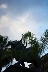 DSC_0082_1 (en.putrino) Tags: palermo sicilia italia sicily piazza pretoria massimo teatro statue leone fontana della vergogna acqua cielo nuvole clouds sky italy