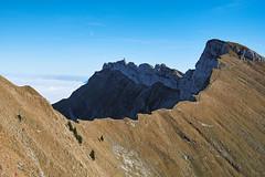 Pilatus (torremundo) Tags: landschaften berge felsen wolken pilatus luzern schweiz krete gratwanderung