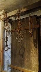 Crime & Punishment (Dun.can) Tags: nationaljusticemuseum lacemarket nottingham museum jail prison cell legirons crime punishment chains