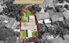 22 Russell Street, Baulkham Hills NSW