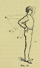 This image is taken from Page 35 of Watson's manual of calisthenics : a systematic drill-book without apparatus, for schools, families, and gymnasiums. With music to accompany the exercises ... (Medical Heritage Library, Inc.) Tags: calisthenics wellcomelibrary ukmhl medicalheritagelibrary europeanlibraries date1864 idb28078950