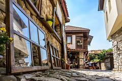 Old street (burdnik) Tags: nesebar street travel sonya7m2