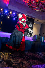 DSC08993 (Kory / Leo Nardo) Tags: pacanthro pawcon paw con pac anthro convention fur furry fursuit suiting mascot sona fursona san jose doubletree hotel california dance party deck animals costuming pupleo 2018