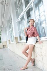 DSCF9936 (Robin Huang 35) Tags: 王寶淇 angela bao 寶妹 華山文創園區 華山文創 人像 portrait lady girl fujifilm xt2
