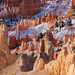Bryce Canyon - A Bit of Snow Left