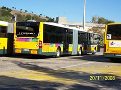 CCFL 4604 Mercedes-Benz Citaro G 96 - GL - 82 Miraflores [ 5 ] (madafena1) Tags: ccfl 4604 mercedesbenz citaro g autocarro lisboa