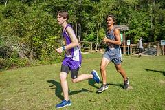 FLO05959 (chap6886@bellsouth.net) Tags: running run race girls boys team trees lake athletes action athletics america xc 5k highmiddleschool highschool