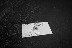 Beyblade Club (alex012) Tags: sign advert black white bw bnw